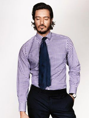 Eight Quick Style Upgrades For Work Just Add Shirt Tie