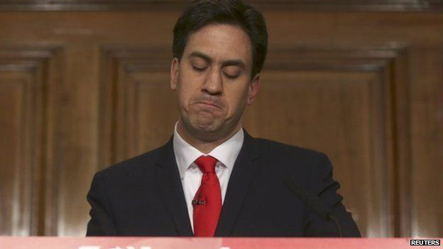 Ed Miliband quits as Labour leader. Ed Balls loses seat