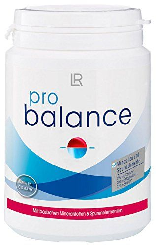 LR ProBalance Nahrungsergänzung 360 Tabletten LR-Lucky   http://amzn.to/2f4nra8