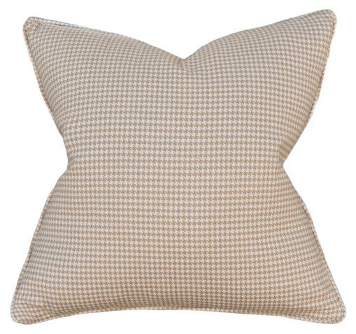Hunt Club 22x22 Pillow, Ivory - Decorative Pillows - Decorative Accents - Decor | One Kings Lane