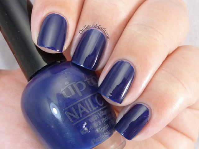 Tip Top - In the navy (2 coats)