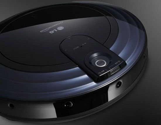 This is awesome! Wish List! LG Roboking Triple Eye is the most advanced robotic vacuum