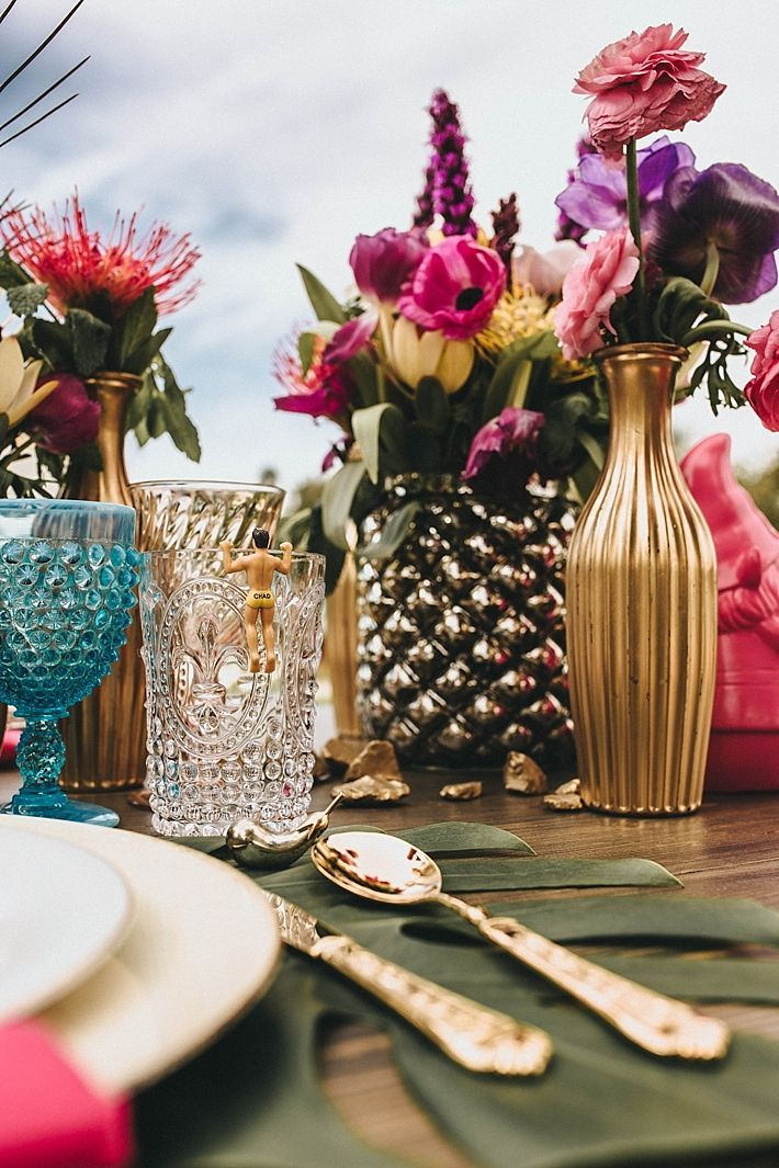 401 best wedding reception decor and ideas images on pinterest bachella a coachella inspired bachelorette party junglespirit Image collections