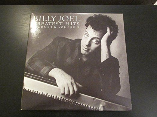 Billy Joel Greatest Hits, Volume 1 & 2