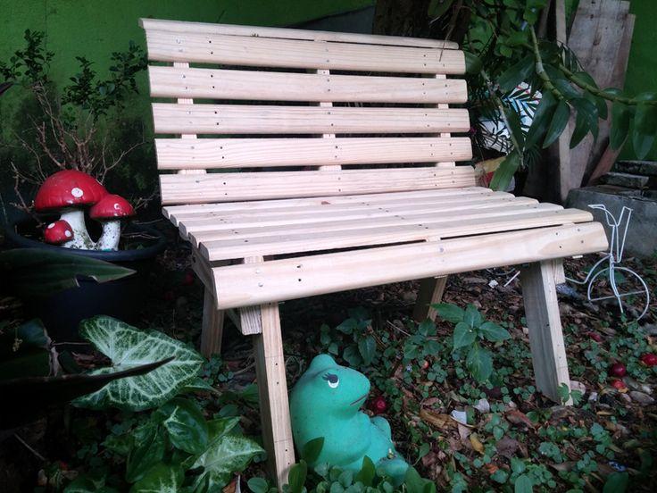 17 melhores ideias sobre bancos de jardim no pinterest for Google banco exterior