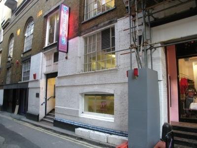 Pineapple Dance Studios in Covent Garden in London -- one of the best jazz classes I have ever taken in my favorite neighborhood in London!