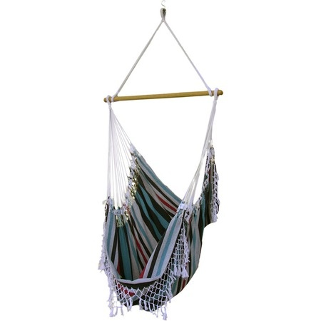 I pinned this Brazilian Hammock Chair from the Backyard Living event at Joss and Main!