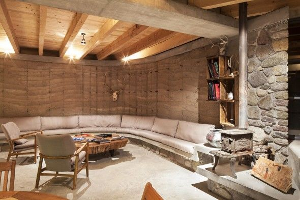 The Cave in Pilares / Greenfield | AA13 – blog – Inspiration – Design – Architecture – Photographie – Art