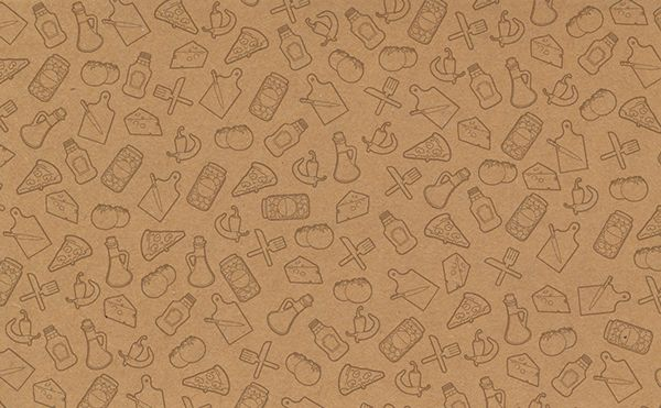 Pizzeria Icons&Pattern on Behance