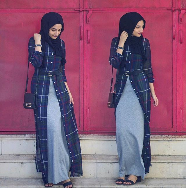 The second way I wore my @missa_more_clothing maxi shirt the other day Find me on @roposolove to get more details on this look!
