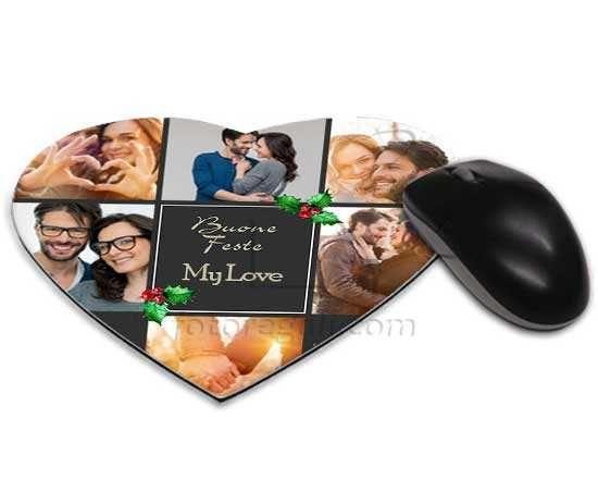 Il magnifico mousepad con grafica collage