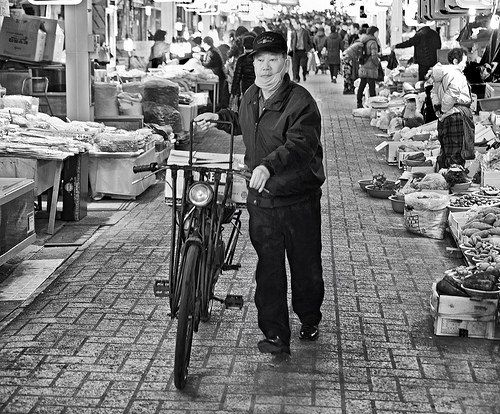 The Market Cyclist
