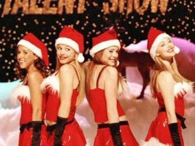 Mean Girls Reunion on A Sissy for Christmas Dec 24 on The Hallmark Channel !!