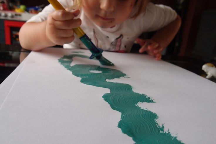 Pachnące farby - malowanie zapachami