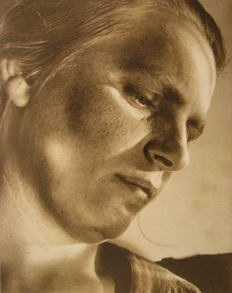 Helmar Lerski - The Couturière - 1929