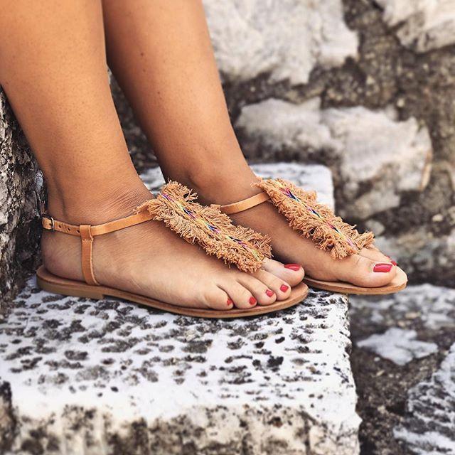 • Africa Sandals • 🐆🌸🌾 ʜᴇʀᴇ ᴄᴏᴍᴇs ᴛʜᴇ sᴜɴ⚡️ www.twininas.gr & www.twininas.com #twininas #leather #sandals #twininastales #moodygrams #justgoshoot #customsandals #bridalsandals #resortaccessories #beachwedding #bohowedding #collection #tasselsandals #strappysandals #leathersandals #boho #lacesandals #summeriscoming #instadaily #igdaily #fashiongram #stylegram #instafashion #instastyle #giftforher #beachliving #instalifo #tancolor #inspiration