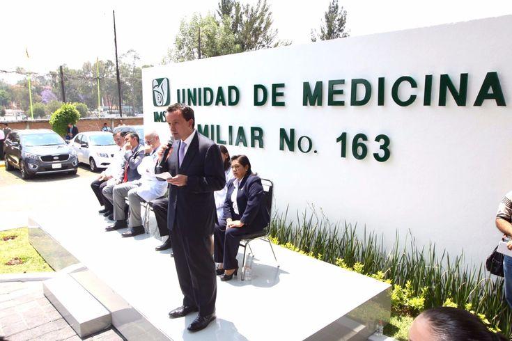 Inauguran Unidad de Medicina Familiar número 163 Villa Coapa del IMSS, beneficiará a 65 mil derechohabientes - http://plenilunia.com/noticias-2/inauguran-unidad-de-medicina-familiar-numero-163-villa-coapa-del-imss-beneficiara-a-65-mil-derechohabientes/44543/