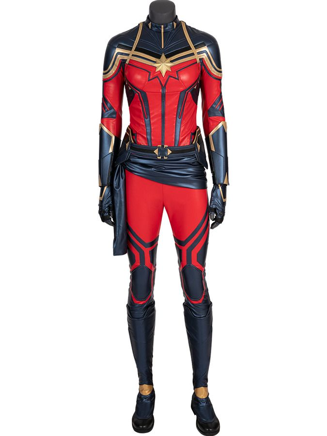 Avengers Endgame Captain Marvel Cosplay Costume Battle Outfit Jumpsuit Helmet Ebay In 2020 Captain Marvel Costume Marvel Costumes Captain Marvel Carol Danvers Get your courageous youngster ready for epic adventures as one of the universe's most powerful heroes in this awesome costume inspired by the forthcoming blockbuster, marvel's captain you may experience issues while visiting marvel shop with your current web browser version/configuration. pinterest