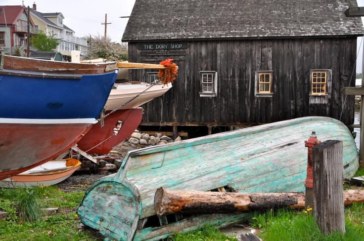 Lunenberg, Nova Scotia. #Canada #Cruise