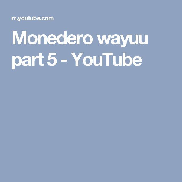 Monedero wayuu part 5 - YouTube