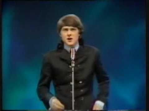 Eurovision 1968 Sweden - Claes-Göran Hederström - Det börjar verka kärlek, banne mej