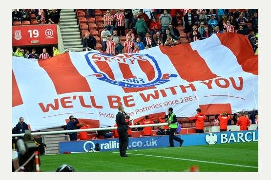 In Pictures: Stoke City v Aston Villa