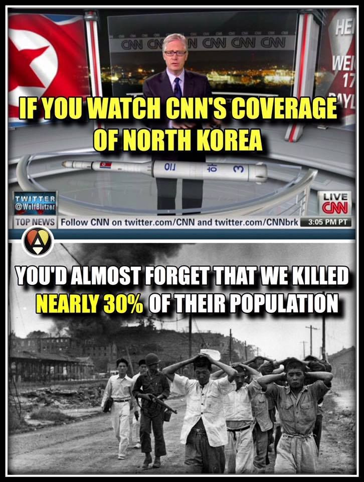 #fakenews #cnn #politic ! The dictatorship in South Korea run by Syngman Rhee murdered opponents and attacked first!
