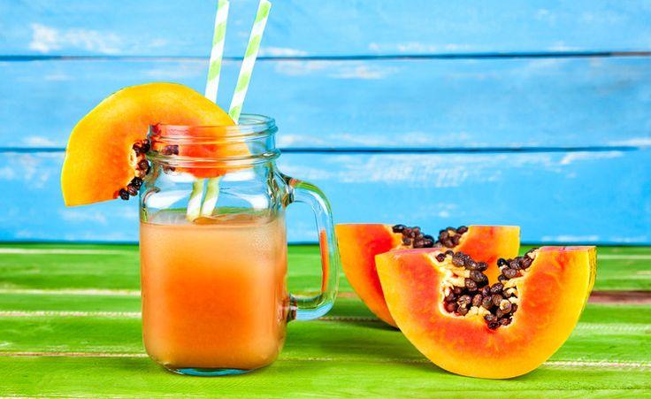 Lecker und gesund: Die Papaya macht schlank und schön