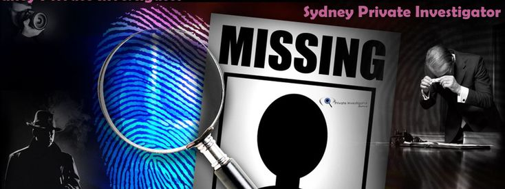 Sydney private investigator works on many types of projects like Cheating Spouse, Missing Friend, Missing Person , Suspected Foul Play. You need to help of this types of cases contact for our private  Investigator based in Sydney areas.