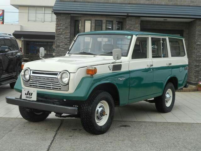 Landcruiser 1977 grade 4, only 44000kms