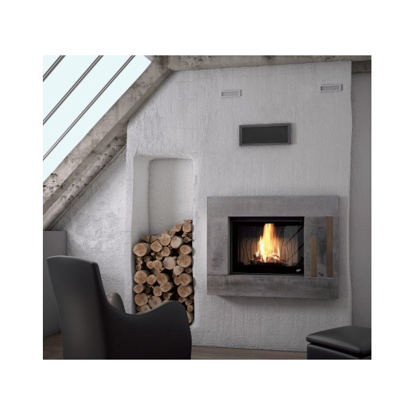 Rustique Seguin fireplace @ inamus.com