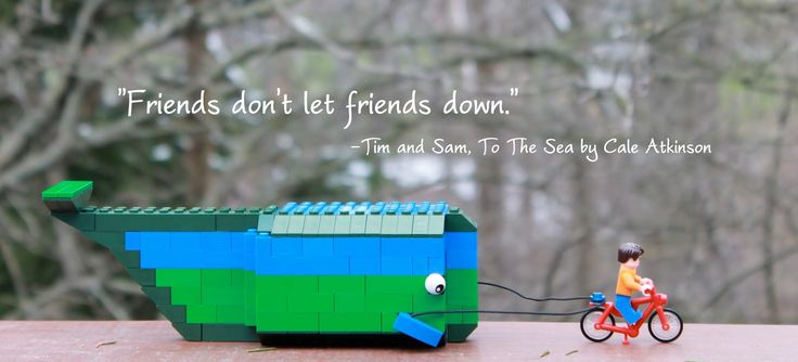 Lego quotes - friendship