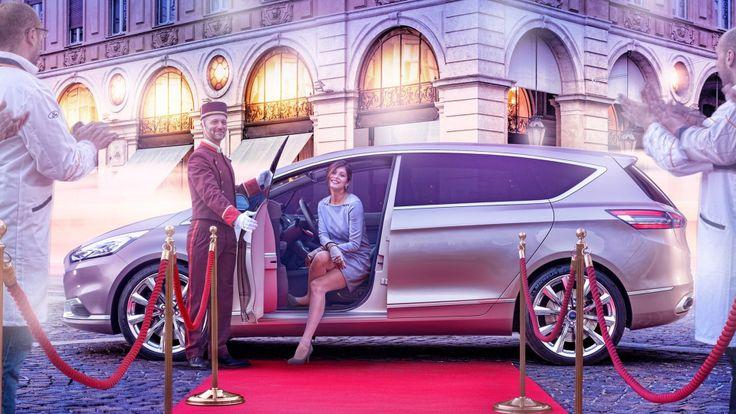 ford s max vignale concept 2014 2014 Ford S MAX Vignale Concept Premium Design