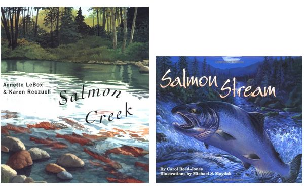 Grade ONEderful: Lots of Ideas for a Salmon Unit