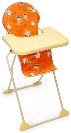 """Globex Стул детский для кормления 'компакт'  — 1591р. ---------- Стульчик для кормления """"Компакт"""" удобный и функциональный предмет детской мебели.  Детский стульчик легко впишется в любой интерьер кухни, а благодаря его размерам не займет много места.  Основные характеристики: компактный размер в сложенном виде, легкий вес, легко чистится, простота сложения и разложения, съемная столешница, устойчивая опора, прочный металлический каркас, стульчик полностью не токсичен.  Возрастная группа:  6…"""
