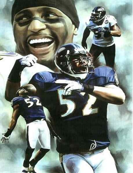 My favorite Baltimore ravens player I will miss you