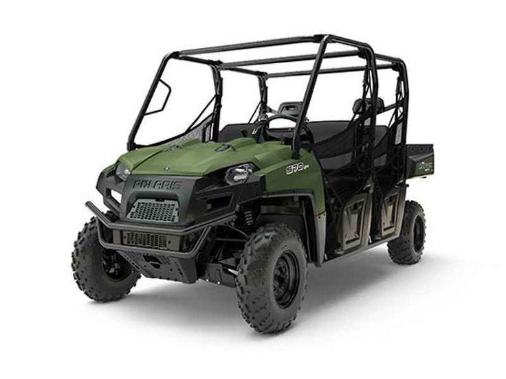 New 2017 Polaris RANGER CREW 570-6 Sage Green ATVs For Sale in Alabama. 2017 Polaris RANGER CREW 570-6 Sage Green, 2017 Polaris Ranger 570 Crew Full Size 6-Seater Motorsports Superstore in one of the largest volume Polaris dealers in the country. Located between Birmingham AL and Memphis TN just off I-22. We offer delivery to Alabama, Mississippi, Tennesssee, select parts of Florida, and Georgia including the Atlanta area. Give us a call today at 888-880-2277, text us at 205-570-8232, or…