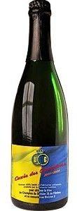 Cerveja Cantillon Cuvée des Champions (Saint-Gilloise), estilo Lambic - Gueuze, produzida por Cantillon, Bélgica. 5% ABV de álcool.