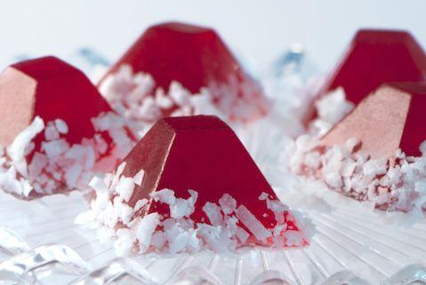 holiday jello shots!