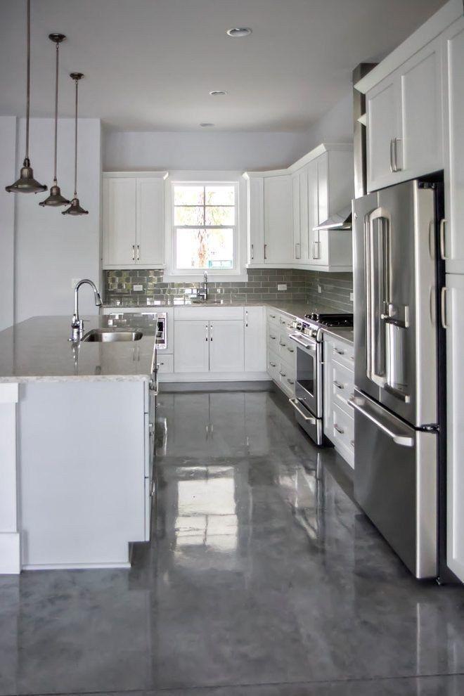 64 Best Kitchen Flooring Inspiration Kitchen Floor Inspiration Concrete Kitchen Floor Kitchen Flooring