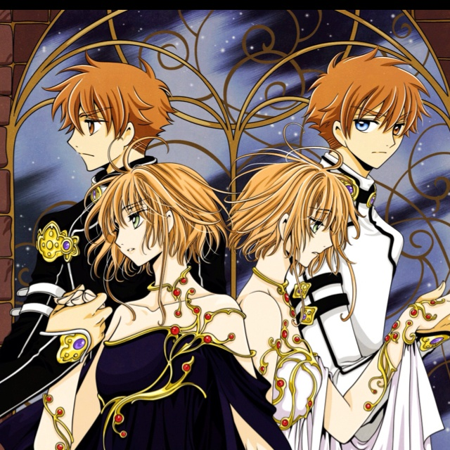 Tsubasa by Clamp Anime is cute but the manga is epic!