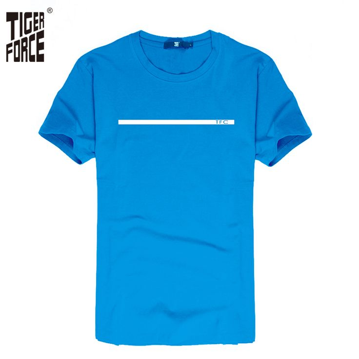 Find More T-Shirts Information about TIGER FORCE 2016 Famous Brand Men Fashion T shirt 95%Cotton 5%Spandex O Neck Casual Men tshirt Design Rock Free Shipping TF 2057,High Quality t-shirt basic,China t-shirt dress plus size Suppliers, Cheap t-shirt printing and embroidery from TIGER FORCE on Aliexpress.com
