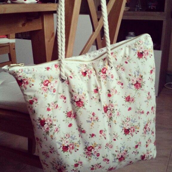 Tuto : coudre un sac à fond plat