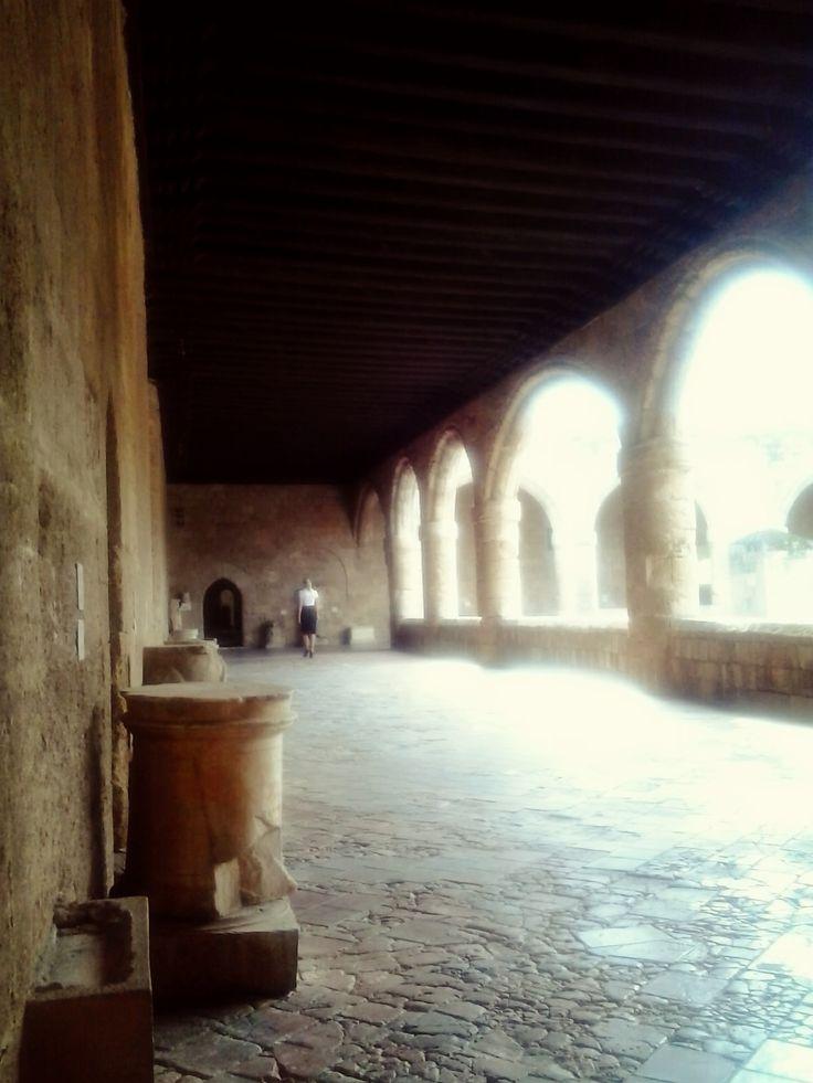 Great Hospital of the Knights - Upper Floor
