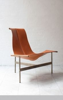 TG-15 lounge chair @ BDDW, also comes as dining chair.  beautiful details