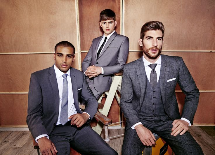 Moss Is Your One Stop For Formal Suits And Designer Menswear