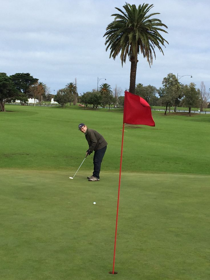 Albert Park Golf, Melbourne, Audtralia