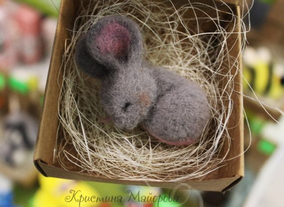Brooch mouse (Брошь мышка)