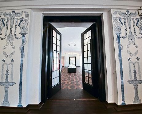 LOCATION: Blauer Jugendstilsaal im HCC in Hannover
