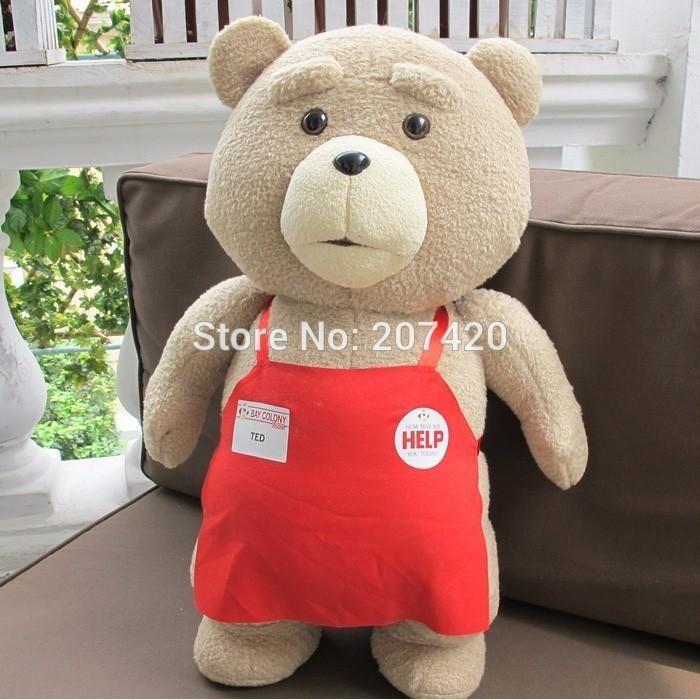 Movie Teddy Bear Ted Bear Toys In Apron